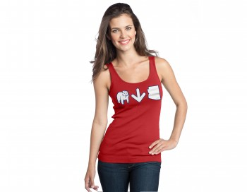 BEARDOWN_DT235_Red_Front1